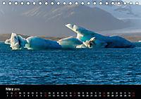 Island - Gletscherlagune Jökulsárlón (Tischkalender 2019 DIN A5 quer) - Produktdetailbild 3
