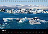 Island - Gletscherlagune Jökulsárlón (Tischkalender 2019 DIN A5 quer) - Produktdetailbild 6
