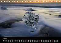 Island - Gletscherlagune Jökulsárlón (Tischkalender 2019 DIN A5 quer) - Produktdetailbild 7