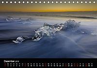 Island - Gletscherlagune Jökulsárlón (Tischkalender 2019 DIN A5 quer) - Produktdetailbild 12
