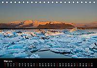 Island - Gletscherlagune Jökulsárlón (Tischkalender 2019 DIN A5 quer) - Produktdetailbild 5