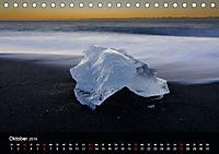 Island - Gletscherlagune Jökulsárlón (Tischkalender 2019 DIN A5 quer) - Produktdetailbild 10