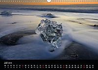 Island - Gletscherlagune Jökulsárlón (Wandkalender 2019 DIN A3 quer) - Produktdetailbild 7