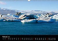 Island - Gletscherlagune Jökulsárlón (Wandkalender 2019 DIN A3 quer) - Produktdetailbild 2
