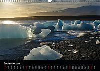 Island - Gletscherlagune Jökulsárlón (Wandkalender 2019 DIN A3 quer) - Produktdetailbild 9