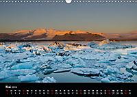 Island - Gletscherlagune Jökulsárlón (Wandkalender 2019 DIN A3 quer) - Produktdetailbild 5