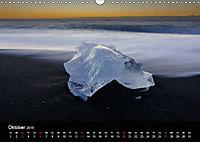 Island - Gletscherlagune Jökulsárlón (Wandkalender 2019 DIN A3 quer) - Produktdetailbild 10