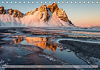 Island im Winter (Tischkalender 2019 DIN A5 quer) - Produktdetailbild 3