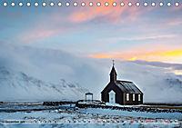 Island im Winter (Tischkalender 2019 DIN A5 quer) - Produktdetailbild 12