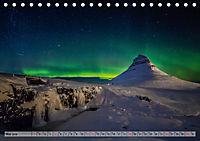Island im Winter (Tischkalender 2019 DIN A5 quer) - Produktdetailbild 5