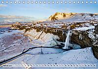 Island im Winter (Tischkalender 2019 DIN A5 quer) - Produktdetailbild 2