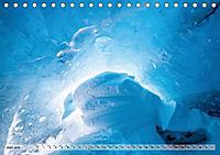 Island im Winter (Tischkalender 2019 DIN A5 quer) - Produktdetailbild 6