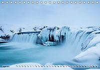 Island im Winter (Tischkalender 2019 DIN A5 quer) - Produktdetailbild 4