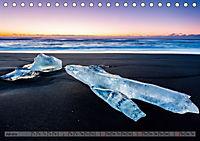 Island im Winter (Tischkalender 2019 DIN A5 quer) - Produktdetailbild 7