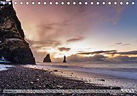 Island im Winter (Tischkalender 2019 DIN A5 quer) - Produktdetailbild 10