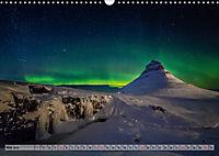 Island im Winter (Wandkalender 2019 DIN A3 quer) - Produktdetailbild 5