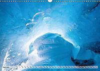 Island im Winter (Wandkalender 2019 DIN A3 quer) - Produktdetailbild 6