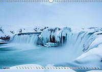 Island im Winter (Wandkalender 2019 DIN A3 quer) - Produktdetailbild 4