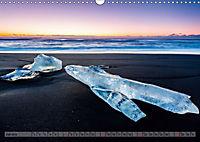 Island im Winter (Wandkalender 2019 DIN A3 quer) - Produktdetailbild 7
