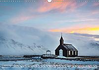 Island im Winter (Wandkalender 2019 DIN A3 quer) - Produktdetailbild 12