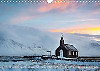 Island im Winter (Wandkalender 2019 DIN A4 quer) - Produktdetailbild 12