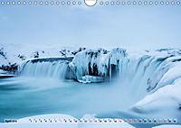 Island im Winter (Wandkalender 2019 DIN A4 quer) - Produktdetailbild 4