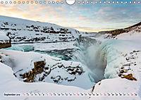 Island im Winter (Wandkalender 2019 DIN A4 quer) - Produktdetailbild 9