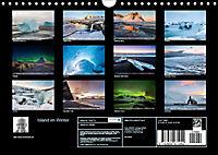 Island im Winter (Wandkalender 2019 DIN A4 quer) - Produktdetailbild 13