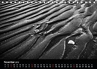 Island in Schwarzweiß (Tischkalender 2019 DIN A5 quer) - Produktdetailbild 9