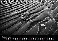 Island in Schwarzweiß (Tischkalender 2019 DIN A5 quer) - Produktdetailbild 11