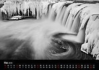 Island in Schwarzweiss (Wandkalender 2019 DIN A2 quer) - Produktdetailbild 5