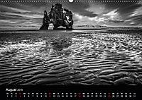Island in Schwarzweiss (Wandkalender 2019 DIN A2 quer) - Produktdetailbild 8