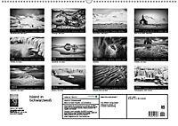 Island in Schwarzweiss (Wandkalender 2019 DIN A2 quer) - Produktdetailbild 13