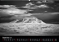 Island in Schwarzweiss (Wandkalender 2019 DIN A2 quer) - Produktdetailbild 9