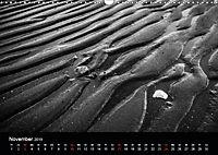 Island in Schwarzweiß (Wandkalender 2019 DIN A3 quer) - Produktdetailbild 6