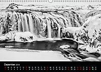 Island in Schwarzweiss (Wandkalender 2019 DIN A3 quer) - Produktdetailbild 12