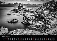 Island in Schwarzweiss (Wandkalender 2019 DIN A3 quer) - Produktdetailbild 2