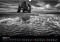 Island in Schwarzweiss (Wandkalender 2019 DIN A3 quer) - Produktdetailbild 8