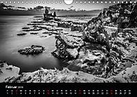 Island in Schwarzweiß (Wandkalender 2019 DIN A4 quer) - Produktdetailbild 2