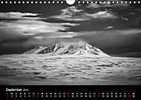 Island in Schwarzweiß (Wandkalender 2019 DIN A4 quer) - Produktdetailbild 9