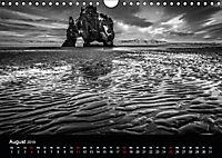 Island in Schwarzweiß (Wandkalender 2019 DIN A4 quer) - Produktdetailbild 8