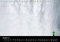 Island - Insel aus Feuer und Eis (Tischkalender 2019 DIN A5 quer) - Produktdetailbild 4