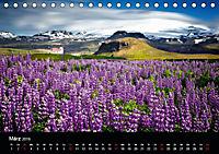 Island - Insel aus Feuer und Eis (Tischkalender 2019 DIN A5 quer) - Produktdetailbild 3