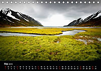 Island - Insel aus Feuer und Eis (Tischkalender 2019 DIN A5 quer) - Produktdetailbild 5