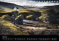 Island - Insel aus Feuer und Eis (Tischkalender 2019 DIN A5 quer) - Produktdetailbild 7