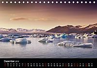 Island - Insel aus Feuer und Eis (Tischkalender 2019 DIN A5 quer) - Produktdetailbild 12