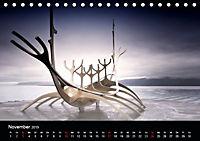 Island - Insel aus Feuer und Eis (Tischkalender 2019 DIN A5 quer) - Produktdetailbild 11
