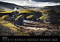 Island - Insel aus Feuer und Eis (Wandkalender 2019 DIN A3 quer) - Produktdetailbild 13