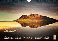 Island - Insel aus Feuer und Eis (Wandkalender 2019 DIN A4 quer), Carsten Meyerdierks