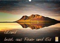 Island - Insel aus Feuer und Eis (Wandkalender 2019 DIN A3 quer), Carsten Meyerdierks